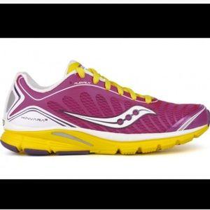 Saucony Kinvara 3 running shoes